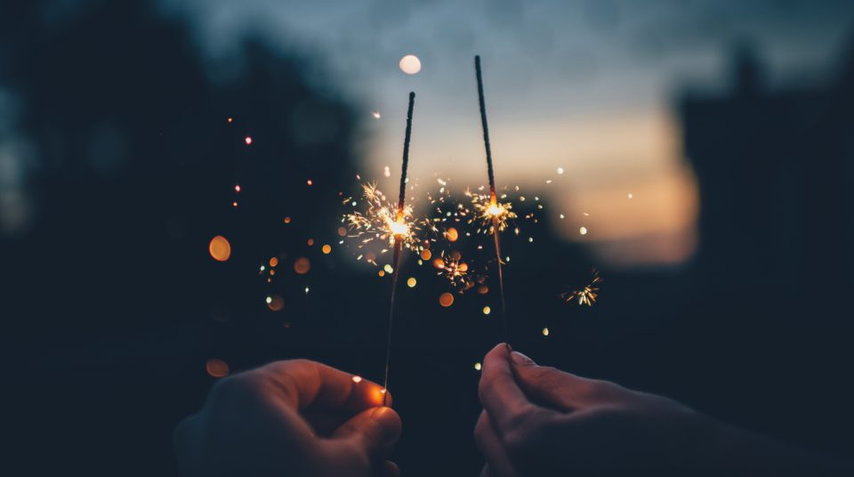Powerful Strategy for Designing Your New Year Sparklers